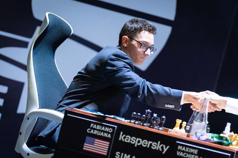 Caruana profits best from 390-day pause in FIDE Candidates Tournament