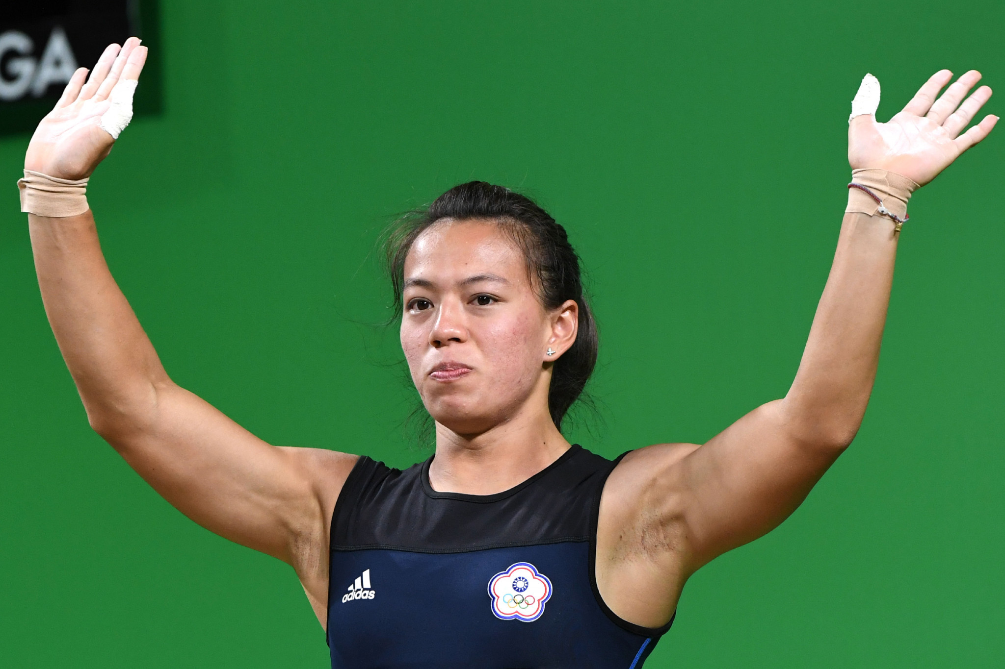World records for Kuo, gold for China and Colombia in continental weightlifting championships