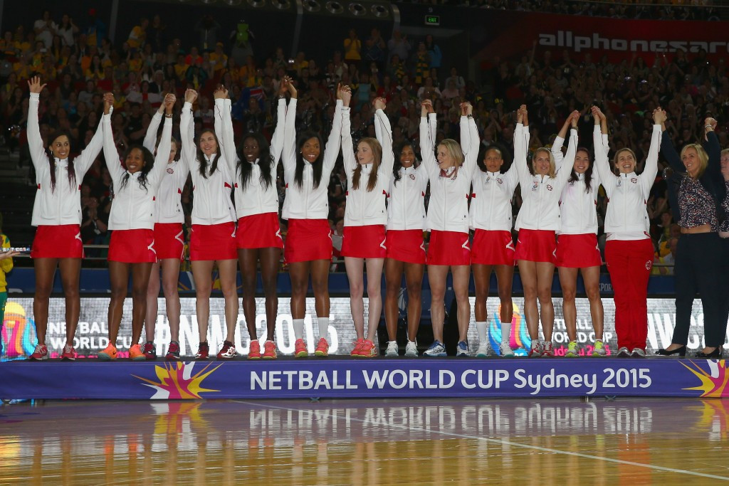 England avenged their defeat to Jamaica at Glasgow 2014 by beating the Caribbean nation in the third-place play-off at the World Cup