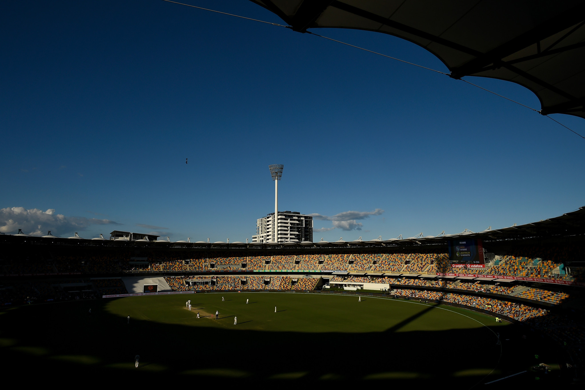 Rebuilt Gabba proposed as focal venue of Brisbane 2032