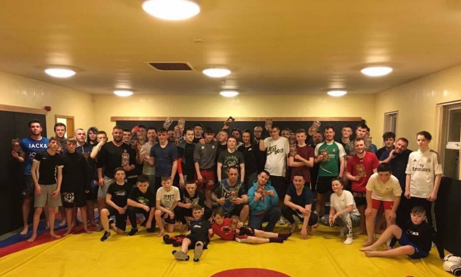 It is hoped the youth programme will be rolled out across the IMMAF's membership ©IMMAF