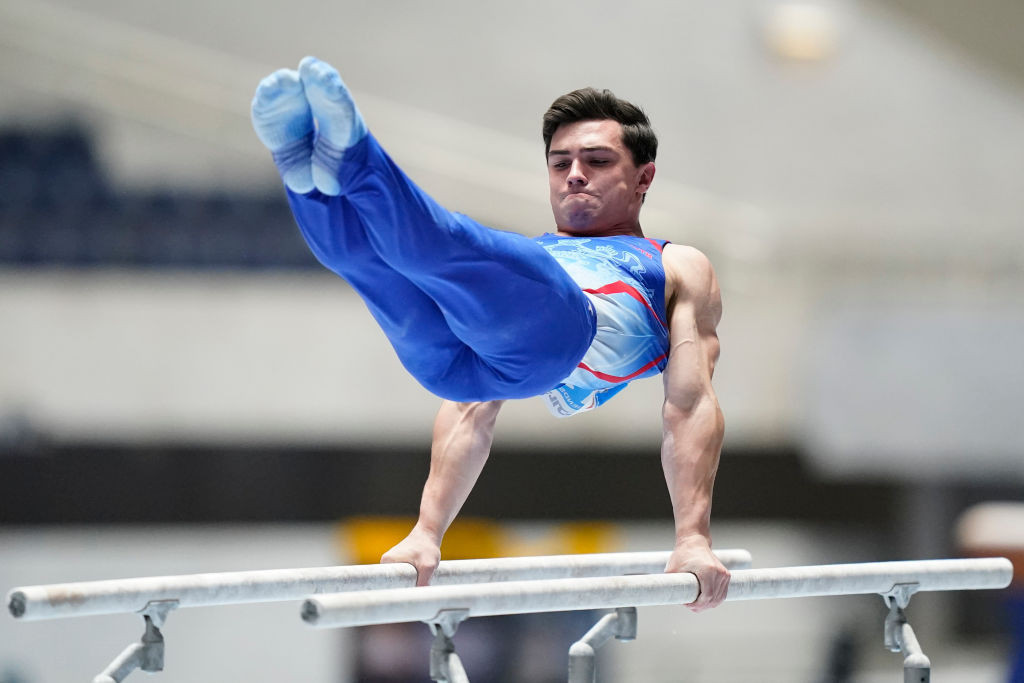 Star-studded field heads to Basel for European Artistic Gymnastics Championships