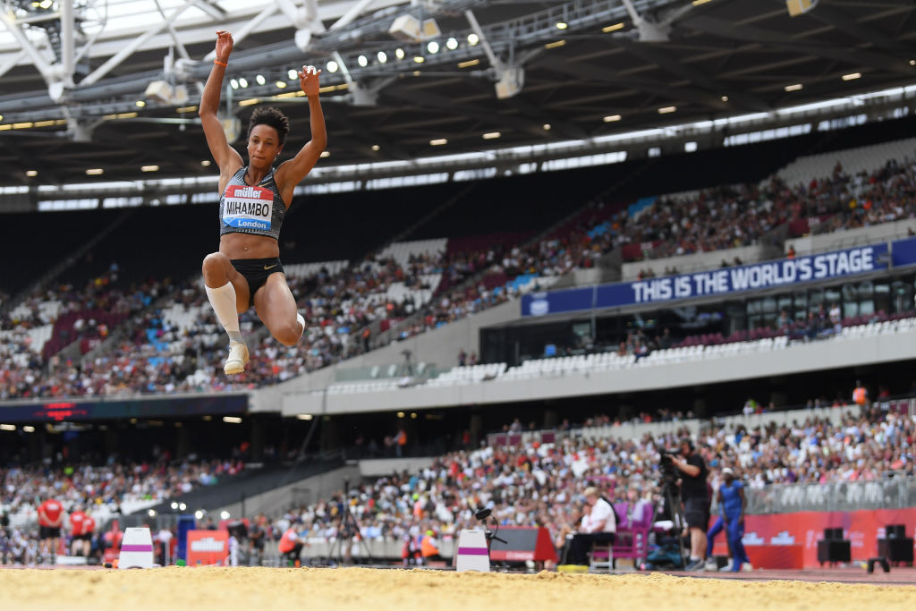 The last Anniversary Games, part of the Diamond League programme, took place in the London Stadium in 2019, schedule changes brought on during the pandemic have prompted organisers to seek a change of venue ©Getty Images