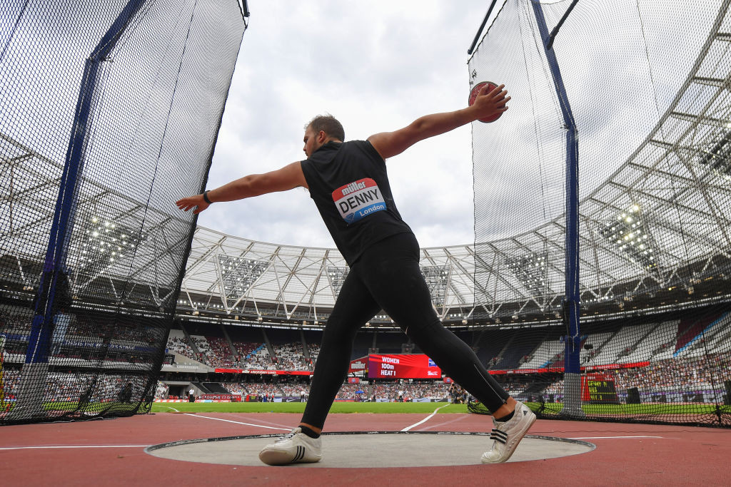 UK Athletics and Diamond League reject request to shift Anniversary Games from London Stadium