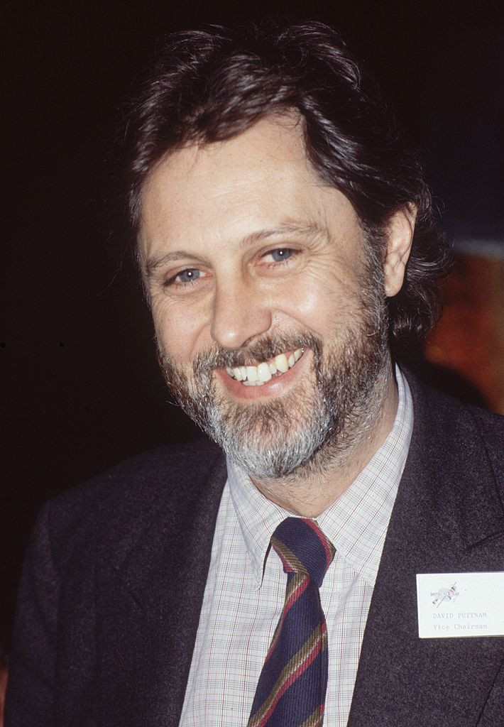 David Puttnam, the producer of Chariots of Fire, in 1985 ©Getty Images