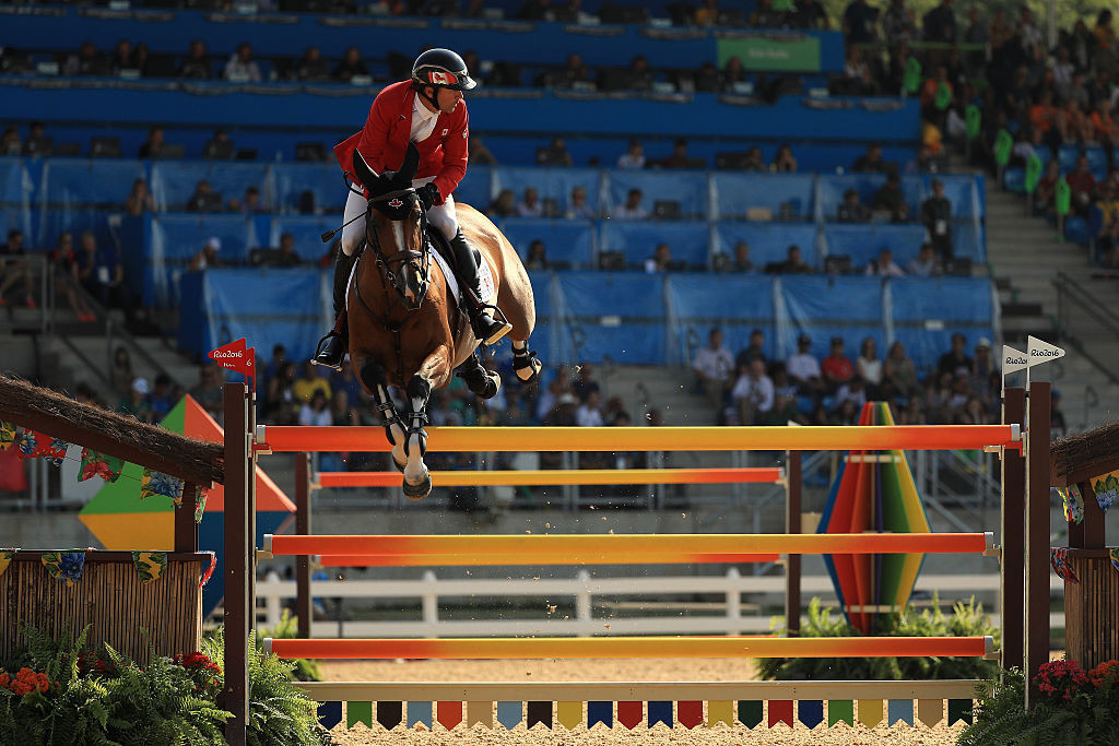 Sri Lanka has gained a place at the Tokyo 2020 jumping event after a successful appeal to CAS against the FEI - and Hong Kong have dropped down to a reserve position for the Games ©Getty Images