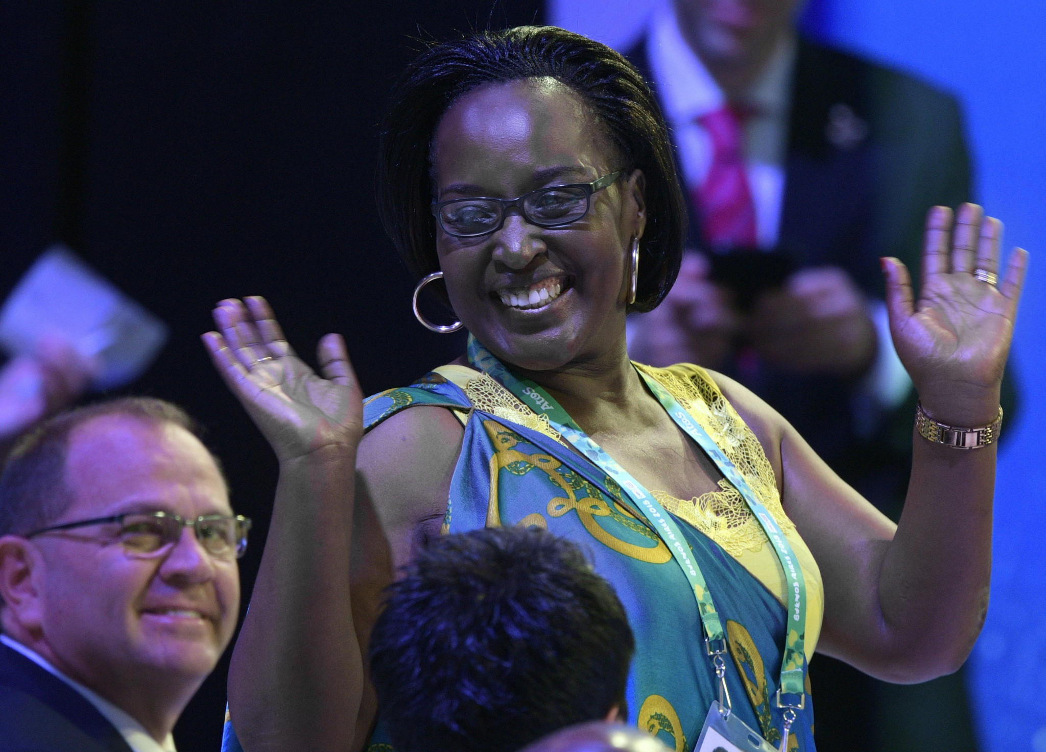 Rwanda National Olympic and Sports Committee brings forward Presidential election to before Tokyo 2020
