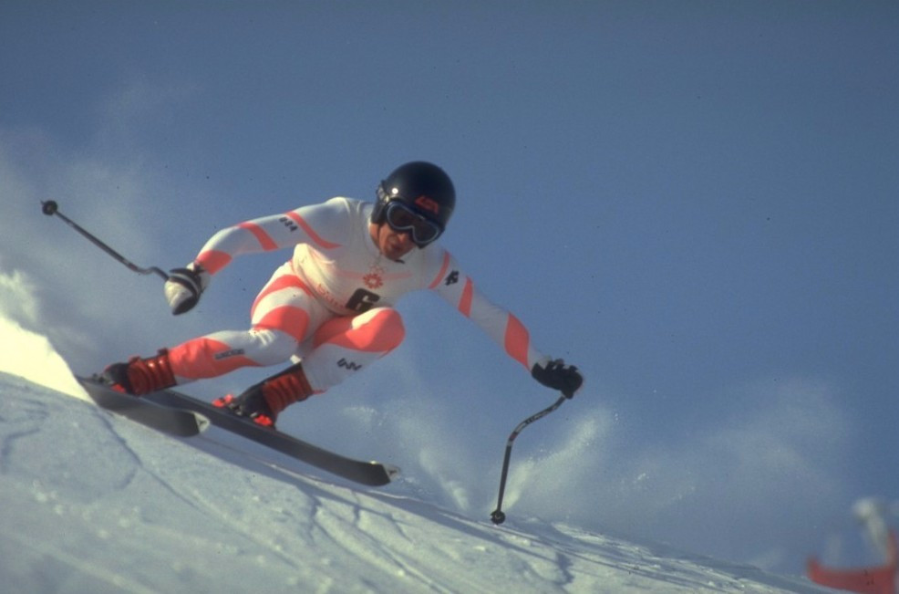 Olympic downhill gold medallist Johnson dies aged 55