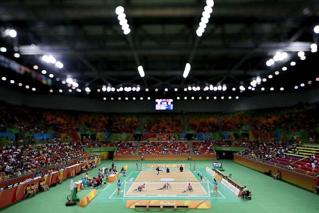 Tokyo 2020 goalball draw delayed after withdrawal of unnamed women's team