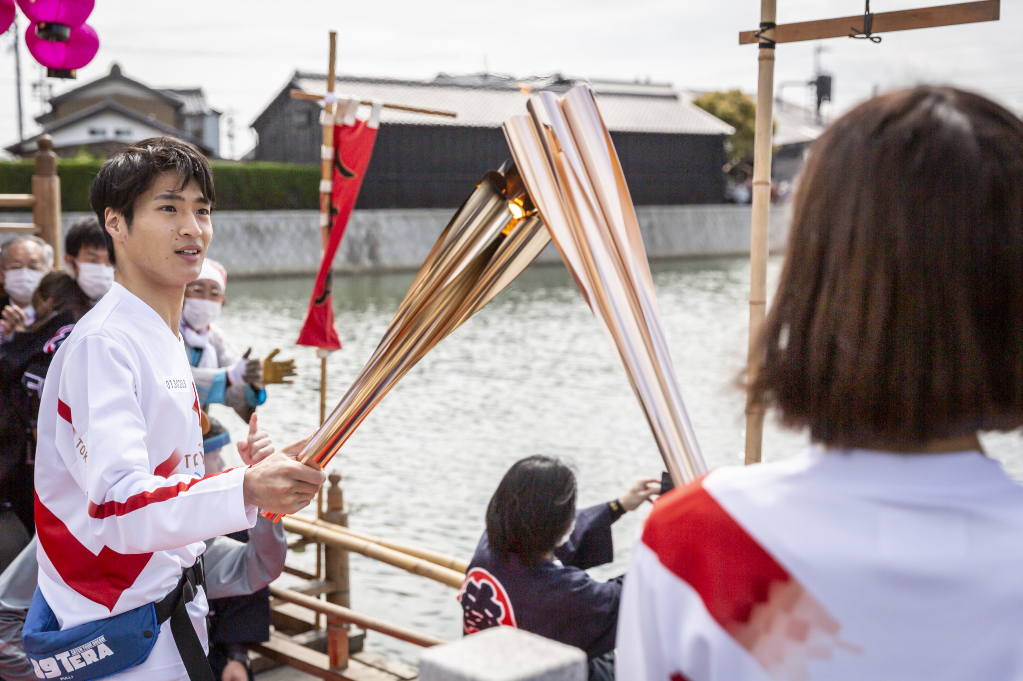 First COVID-19 case linked to Torch Relay, Tokyo 2020 organisers confirm