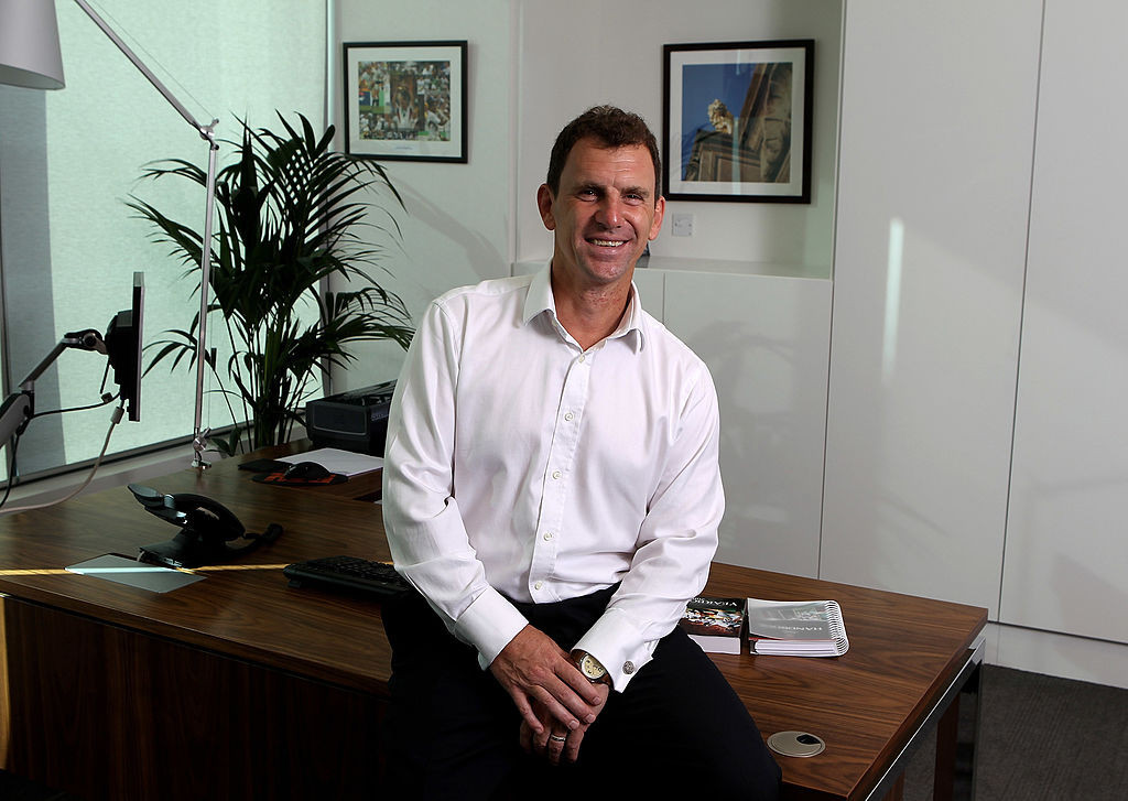 John Steele, former chief executive of the RFU and UK Sport, has joined the Commonwealth Games England Board along with Diane Modahl and will take over as chair after the Birmingham 2022 Commonwealth Games ©Getty Images