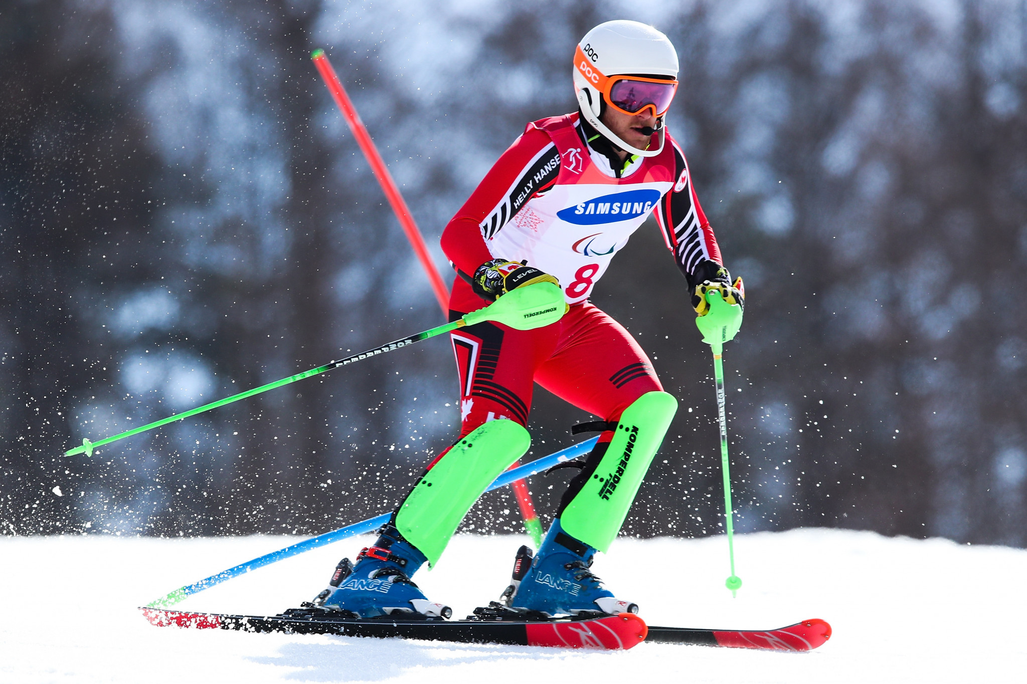 Double Paralympic champion Marcoux earns highest recognition in Canadian snow sport