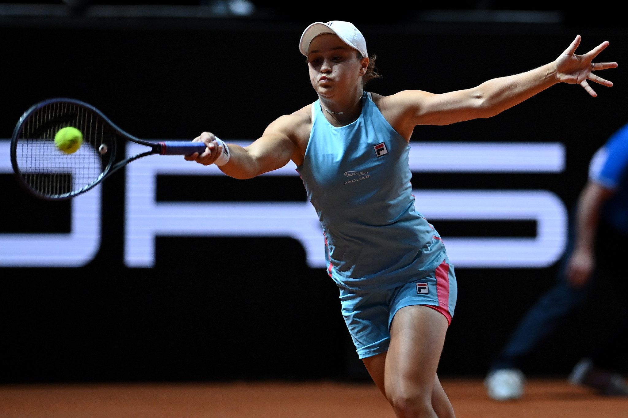 World number one Barty receives COVID-19 vaccine in US through WTA initiative