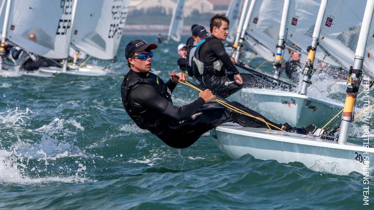 Sweet science takes Beckett into clear lead at Vilamoura Open Championship