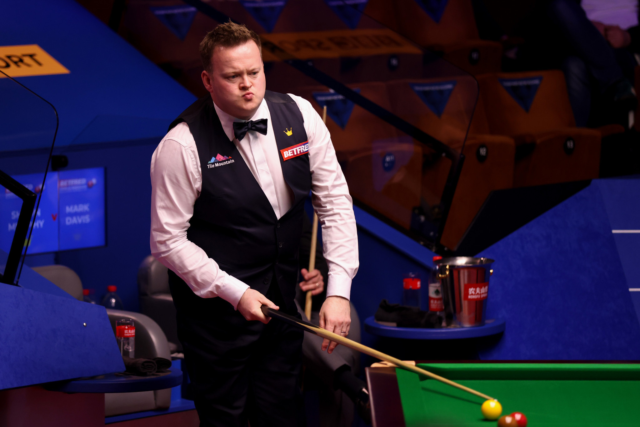Former champions Murphy and Selby complete line-up for second round of World Snooker Championship