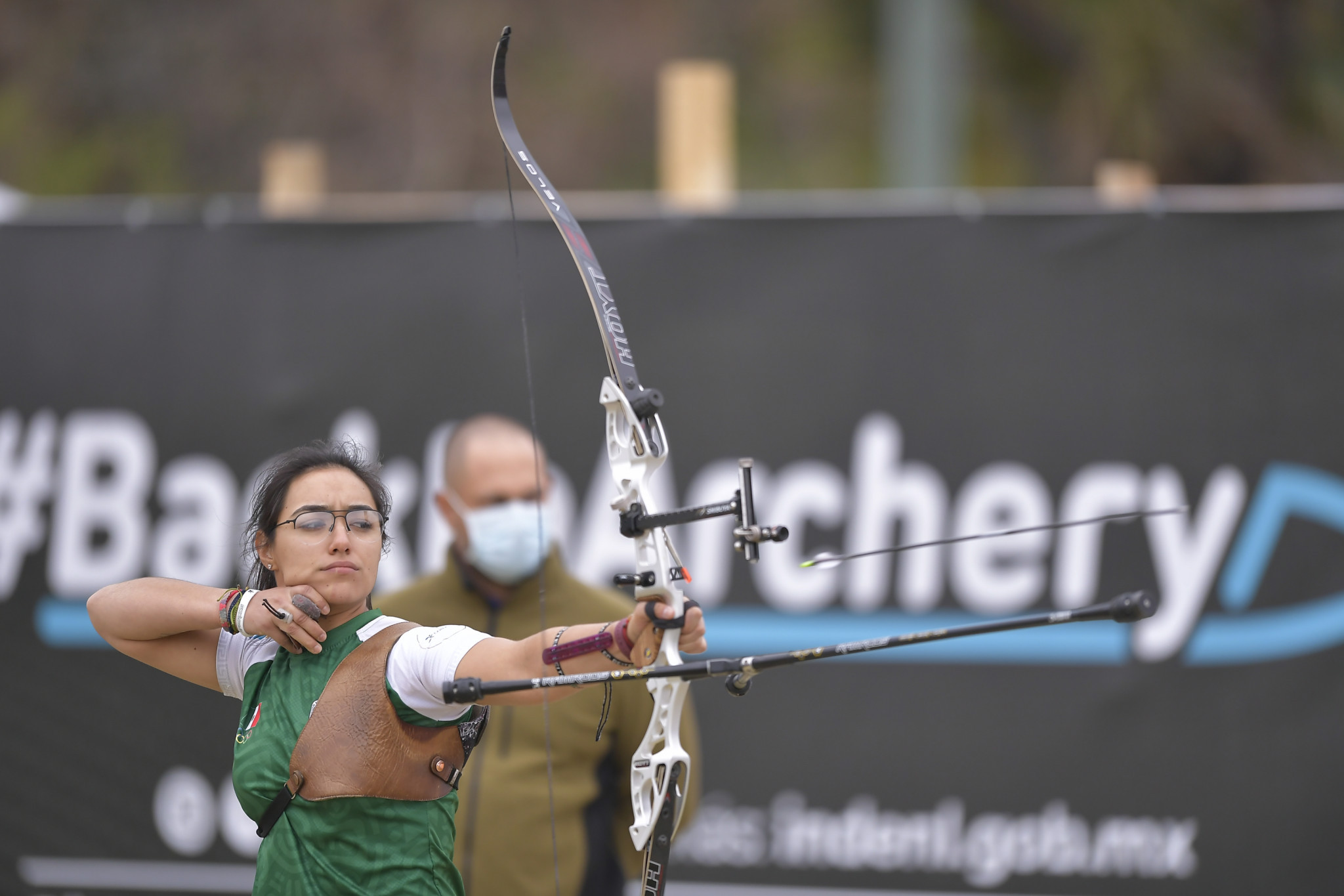 Germany and Mexico set up mixed team recurve final showdown at Archery World Cup