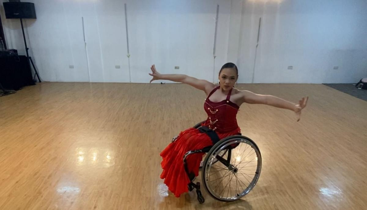 Winners of remote World Para Dance Sport competition named