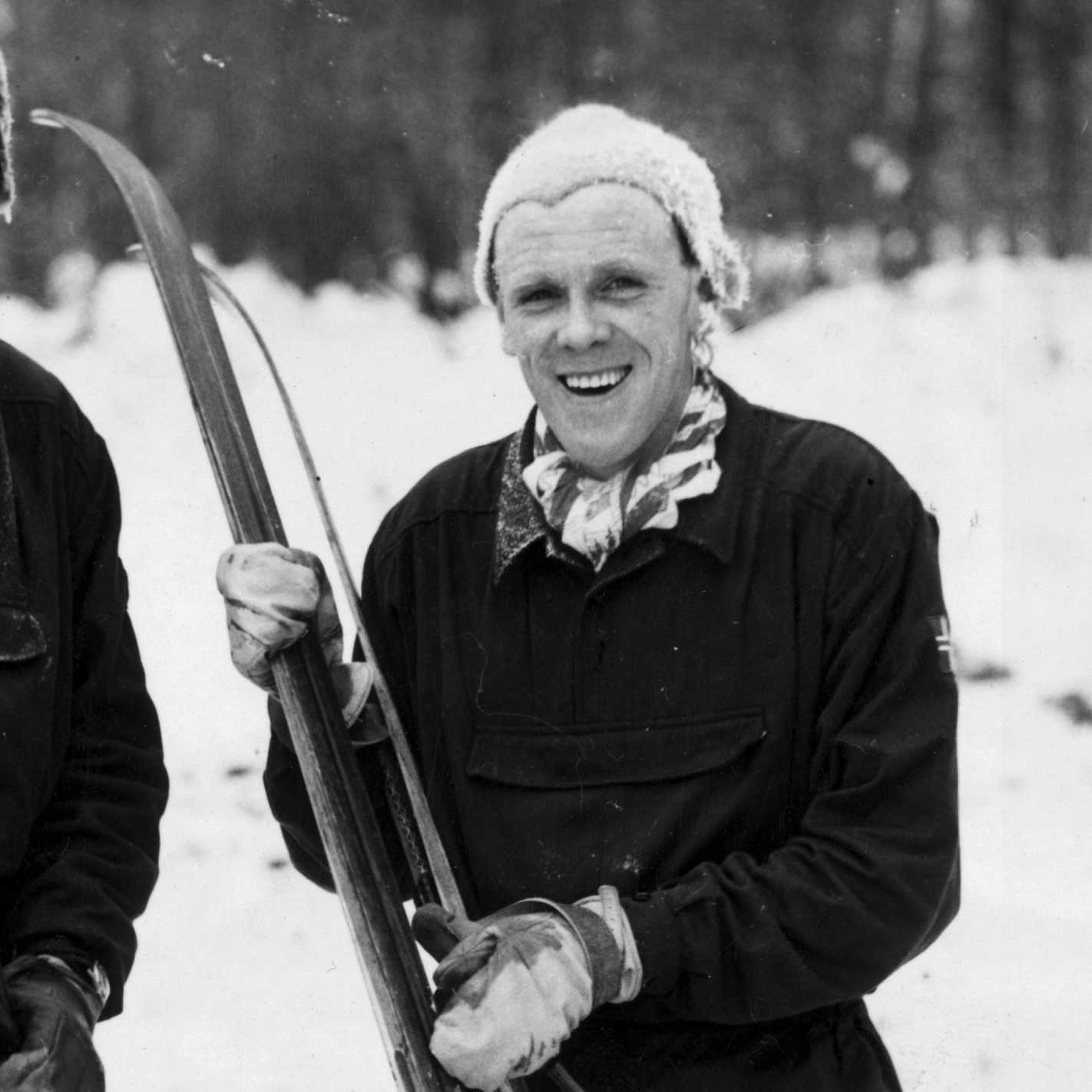 Håkon Brusveen won two medals at the Squaw Valley 1960 Winter Olympics ©Getty Images