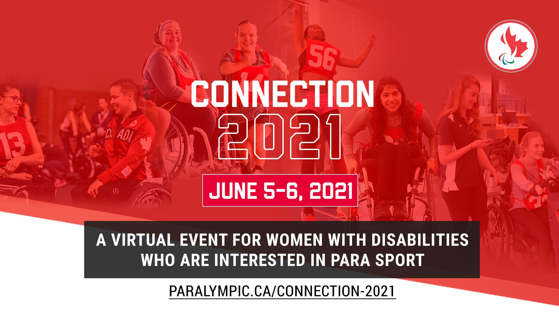 Canadian Paralympic Committee to hold virtual Paralympian Search event for women
