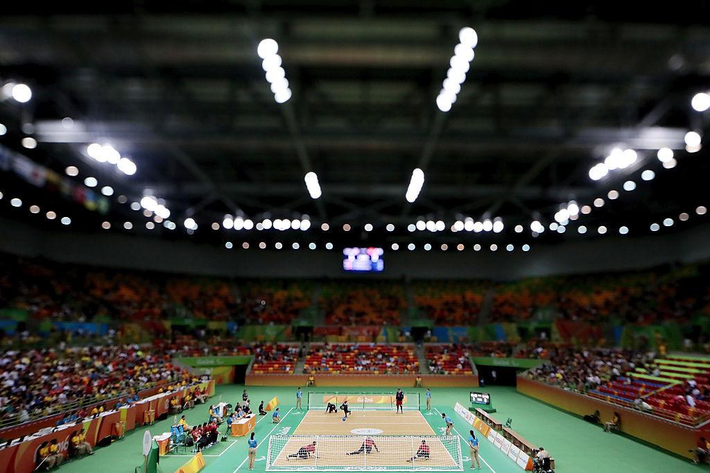 Le tirage au sort du gardien paralympique a été reporté après le retrait de l'Algérie de la compétition féminine © Getty Images
