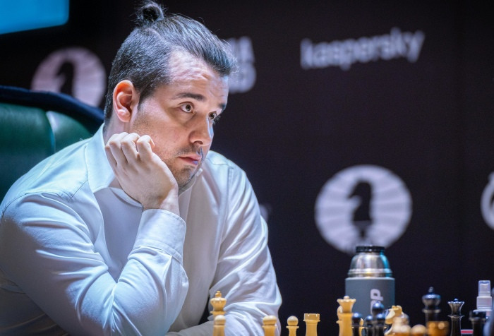 Nepomniachtchi maintains lead after round nine of FIDE Candidates Tournament