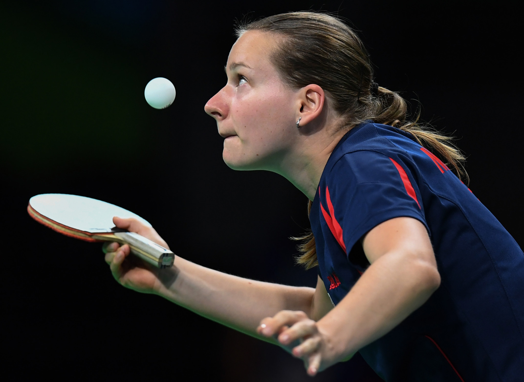 Top seeds fall on day of shocks at ITTF European Olympic qualifier