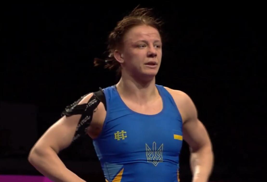 Ukraine bag brace of women's wrestling golds at European Championships