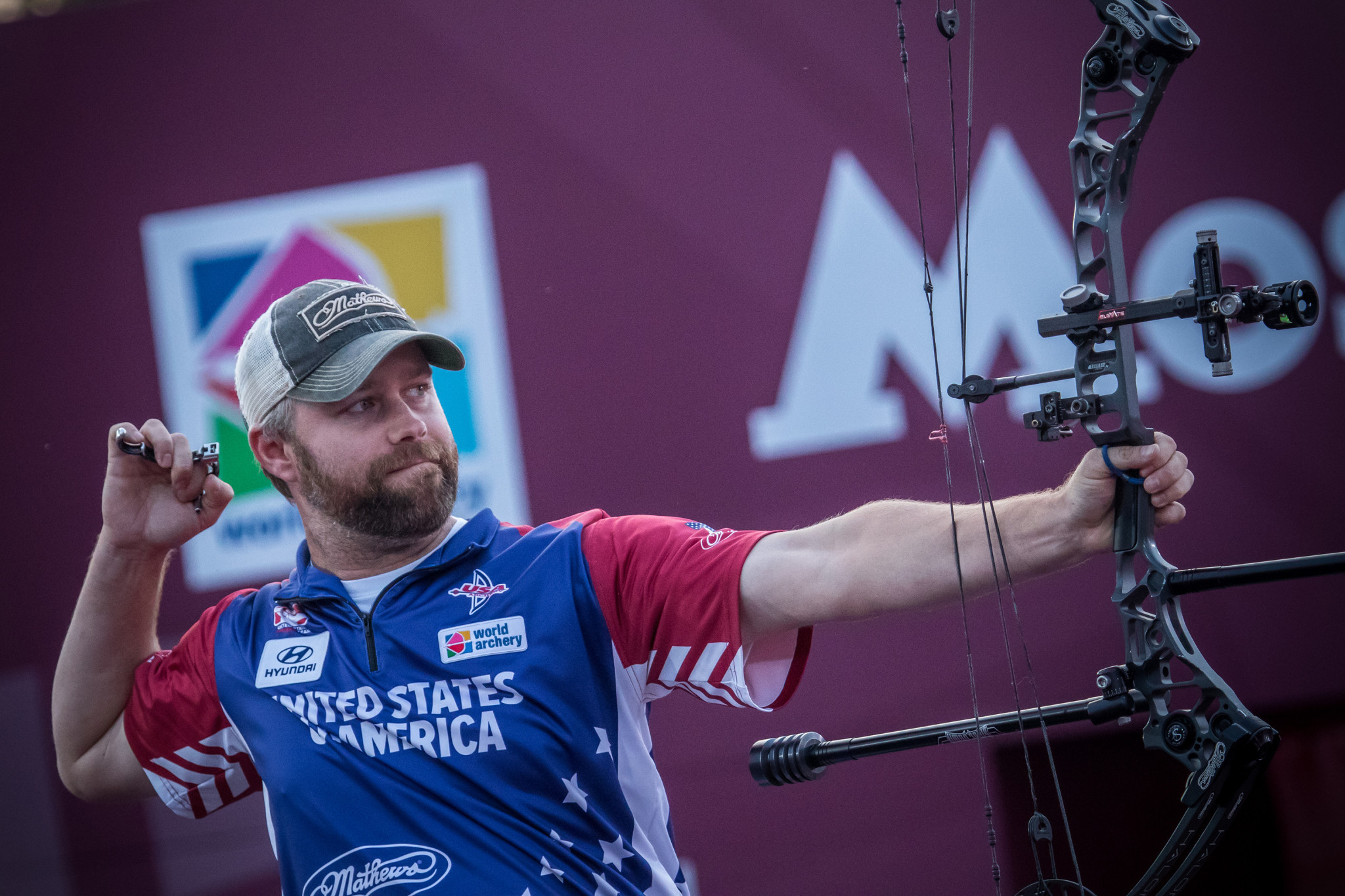 United States, Colombia and Germany win team bronze medals at Archery World Cup