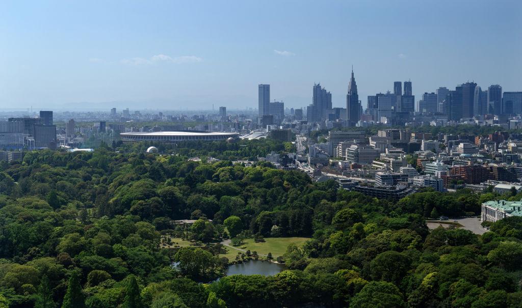東京はCOVID-19感染が増加した地域の一つです。 ©Getty Images
