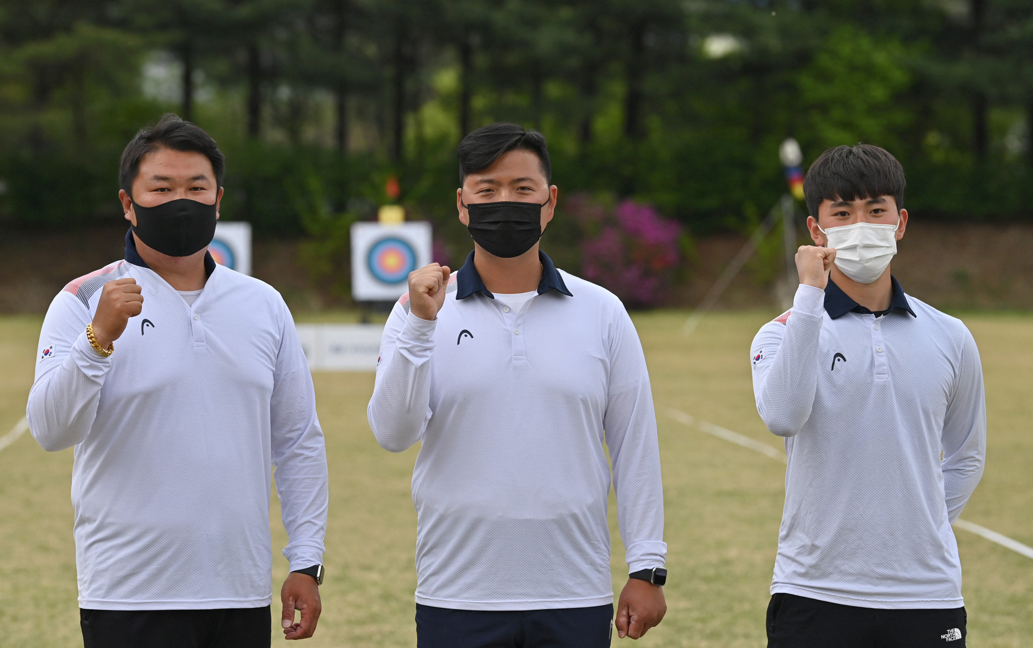 Gold medallists Oh and Kim joined by rookies in South Korean Olympic archery team