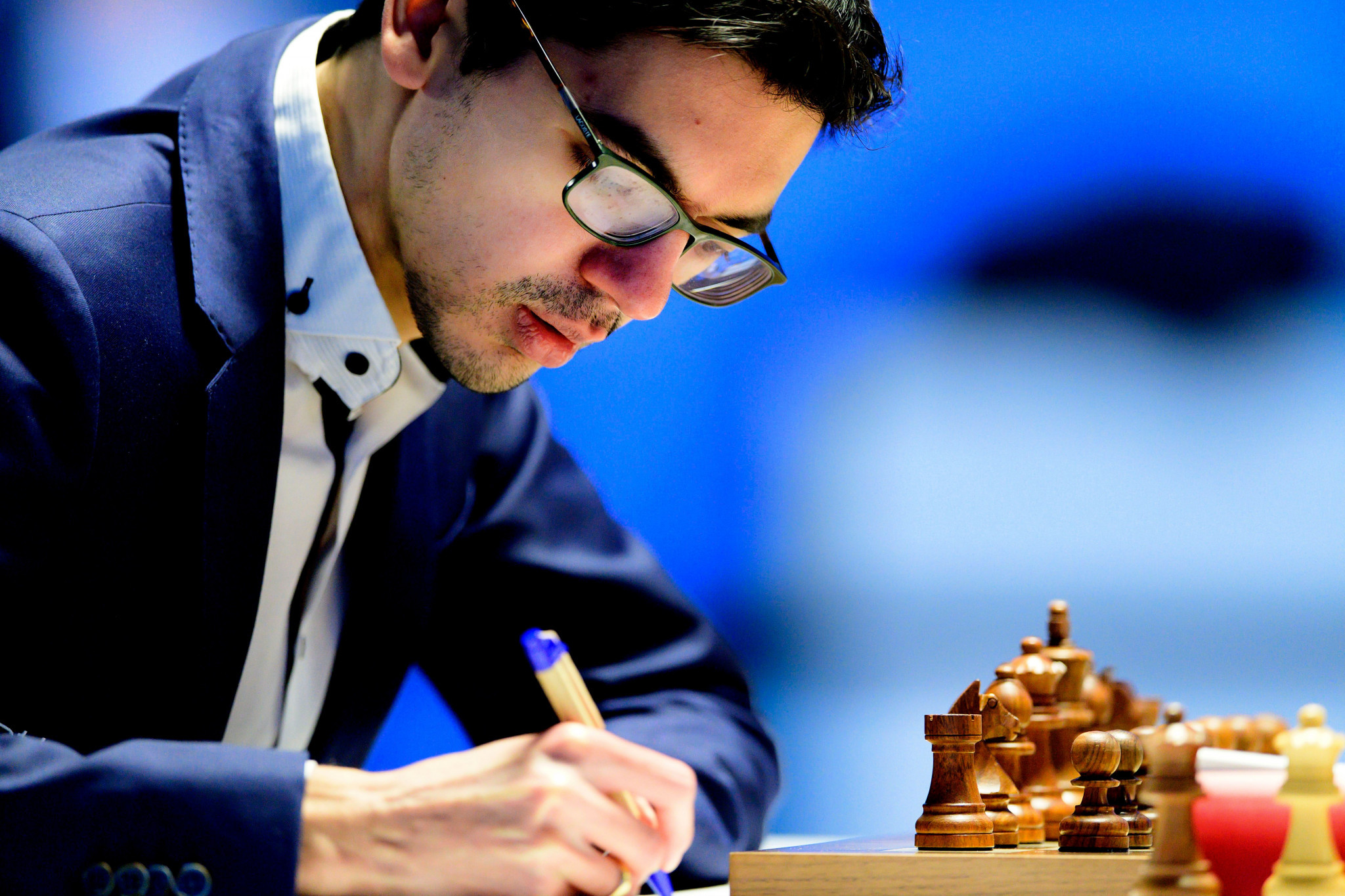 Giri keeps pressure on Nepomniachtchi after round 12 of FIDE Candidates Tournament