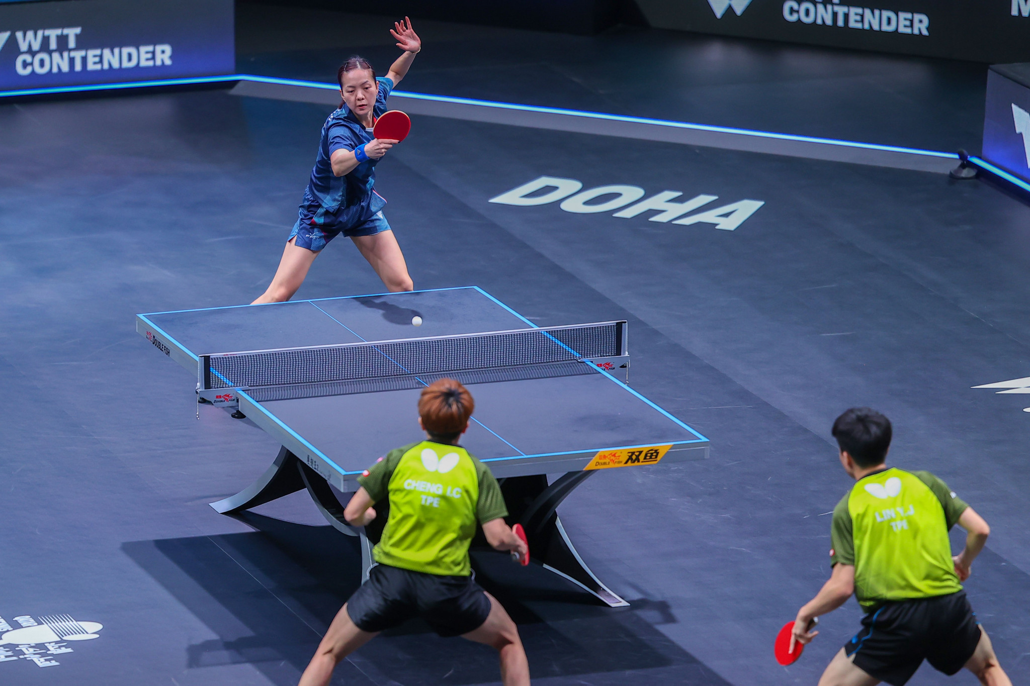 Sweet 16 for Pavade as French teenager seals table tennis place at Tokyo 2020