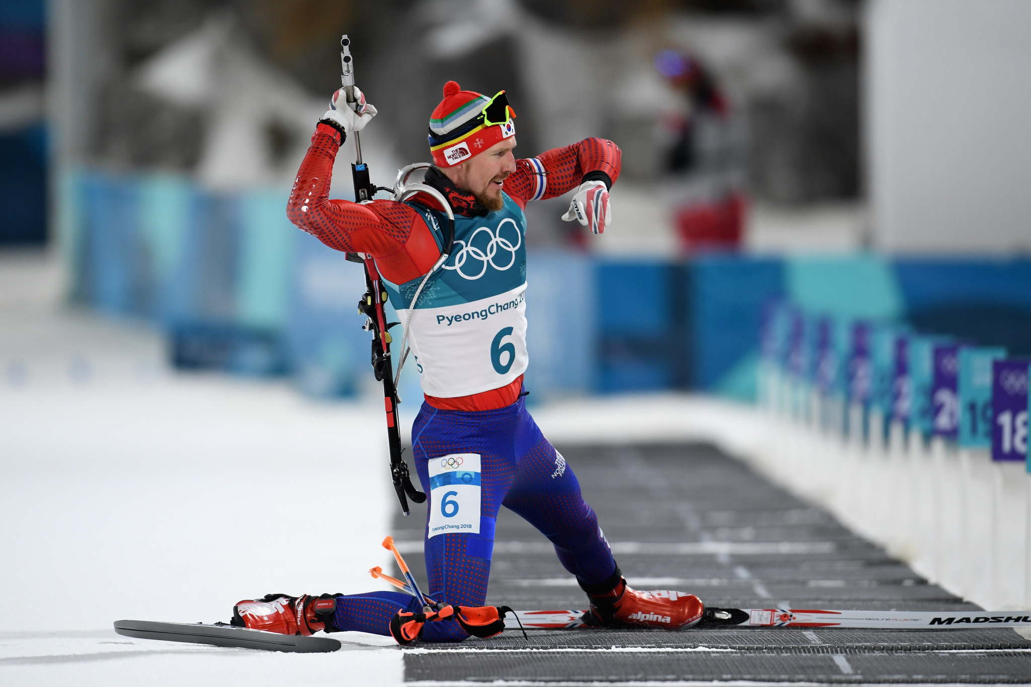 Biathlete Lapshin given 12-month ban for doping offence, can compete at Beijing 2022