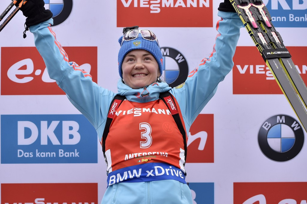 Double triumph for Russia as Yurlova-Percht and Shipulin pick up IBU World Cup victories