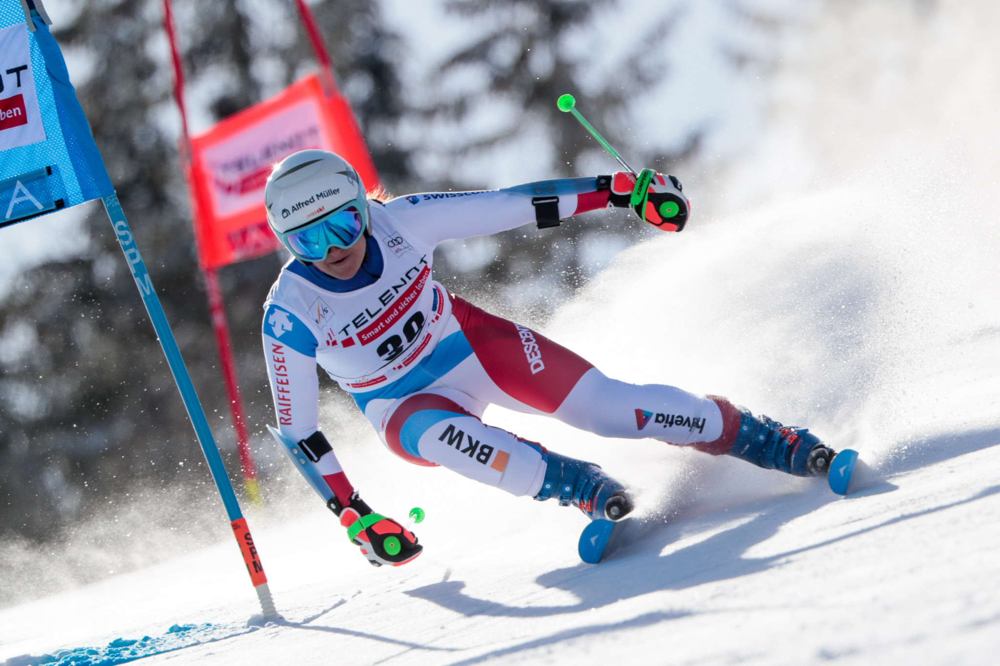 Nufer, Murisier and Simonet added to 19-person Swiss national Alpine skiing team