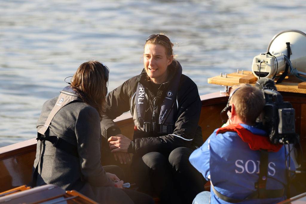 Exclusive: Winckless confident other women will soon umpire men's Boat Race