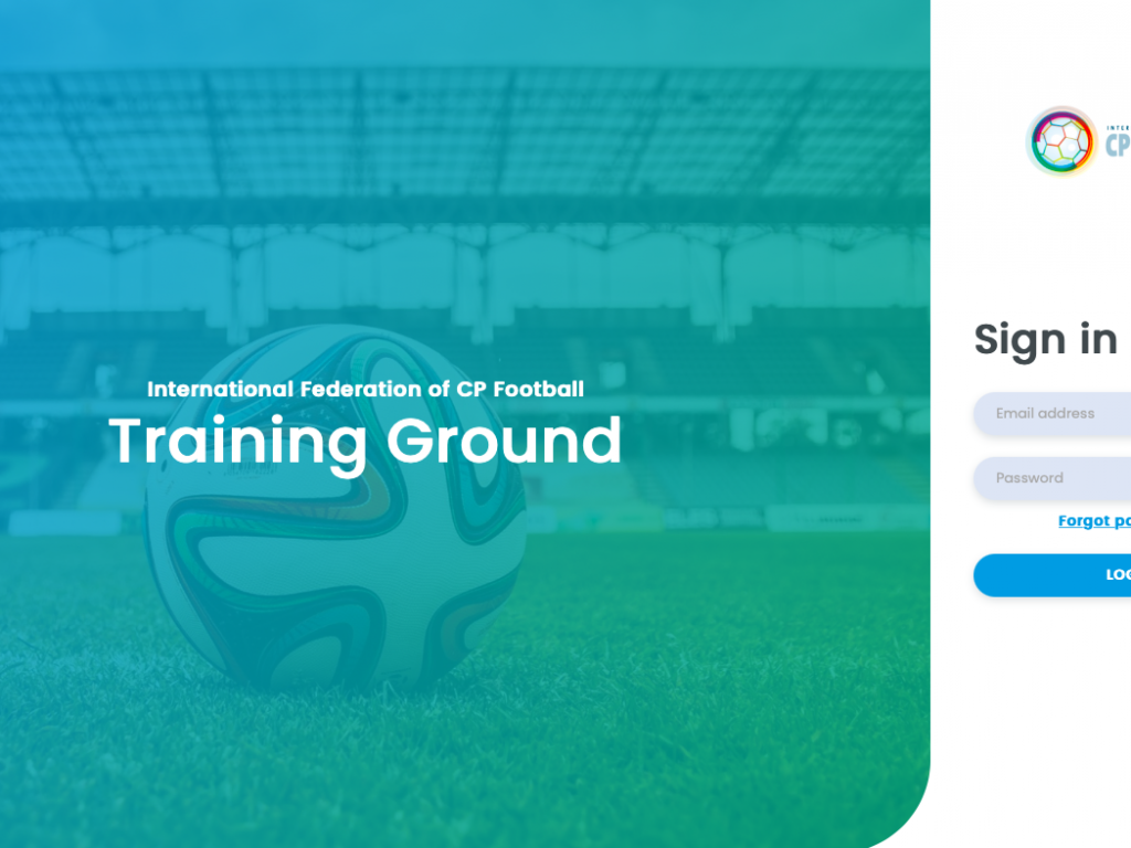 International Federation of Cerebral Palsy Football launch online learning platform