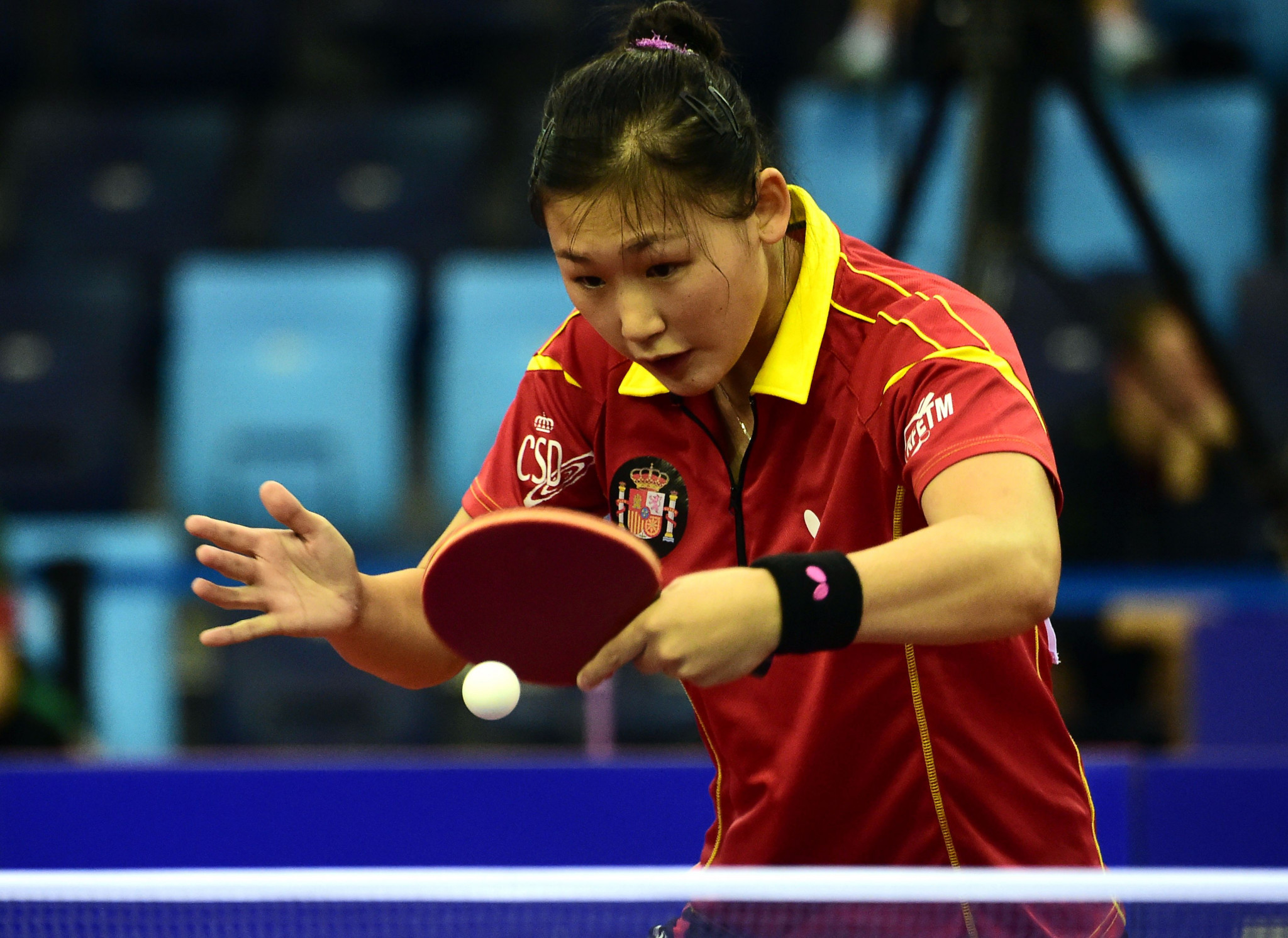 Xiao wins nail-biter at ITTF European Olympic qualifier to seal Tokyo 2020 place