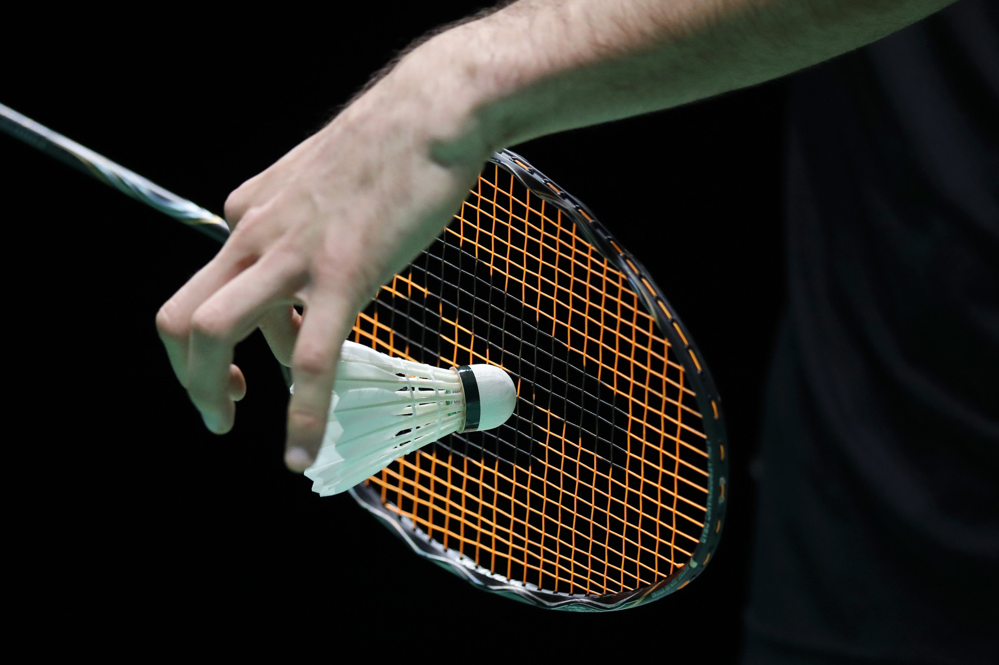 Denmark's Eipe out of European Badminton Championships with COVID-19, no other cases reported