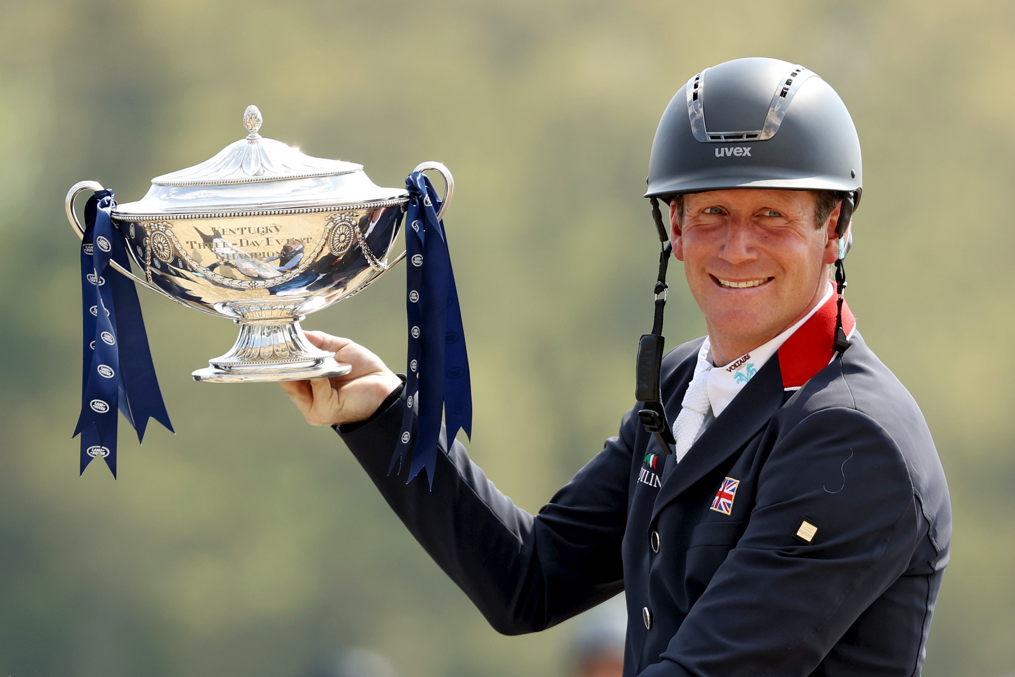 Townend earns third consecutive title at Kentucky Three-Day Event