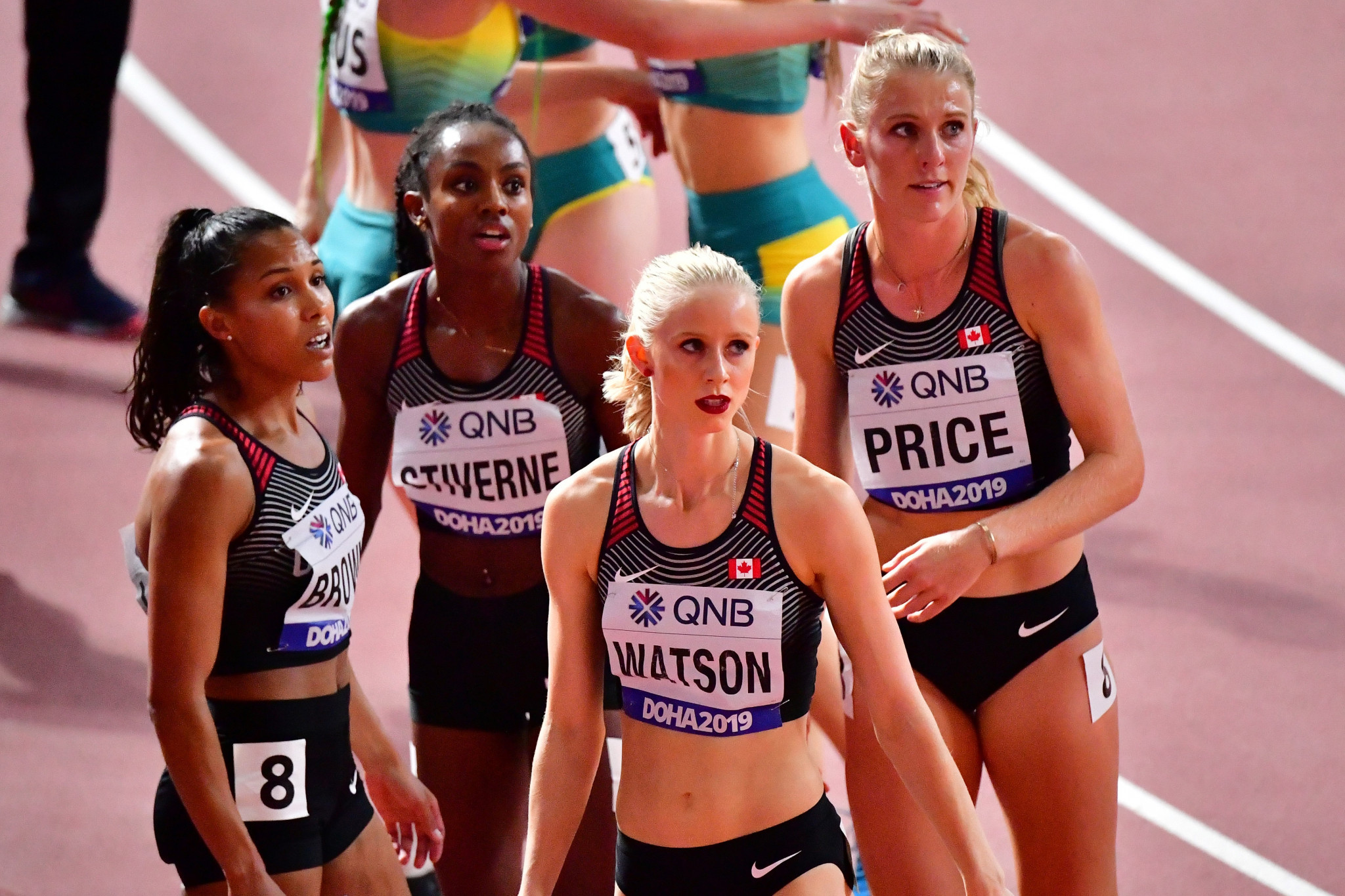 Canada latest nation to withdraw from World Athletics Relays due to COVID-19