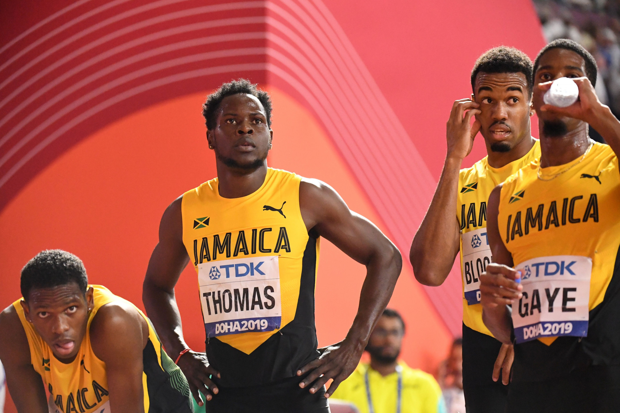 Jamaica announced its withdrawal from the World Athletics Relays recently ©Getty Images