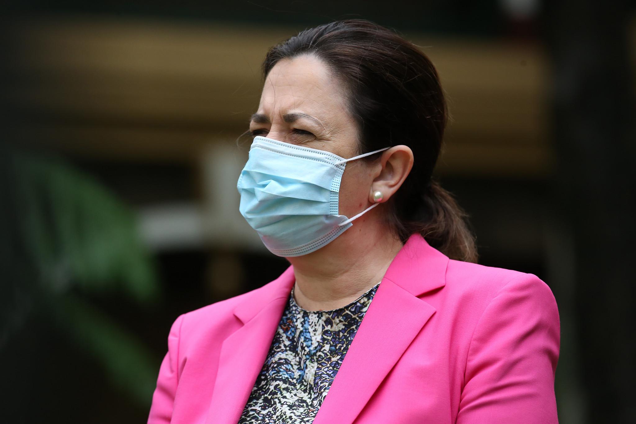 Perdana Menteri Queensland Annastacia Palaszczuk memuji komitmen pendanaan © Getty Images