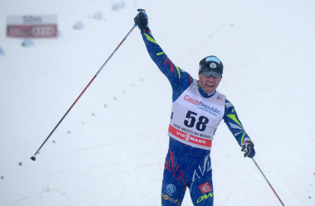 France's Maurice Manificat beat overall World Cup leader Martin Johnsrud Sundby to take gold in the men's race ©Getty Images