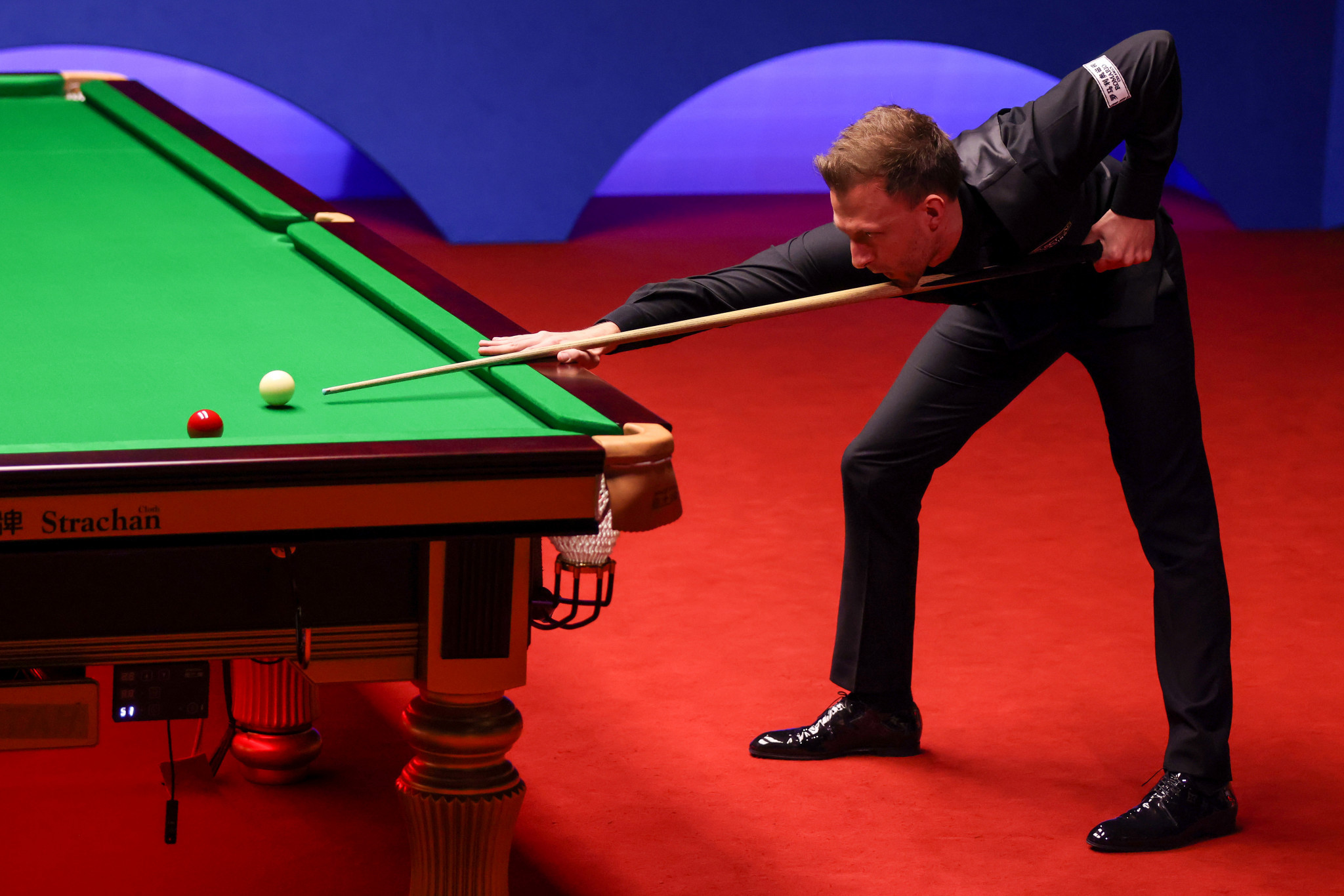 Six former winners remain as quarter-final line-up for the World Snooker Championship completed