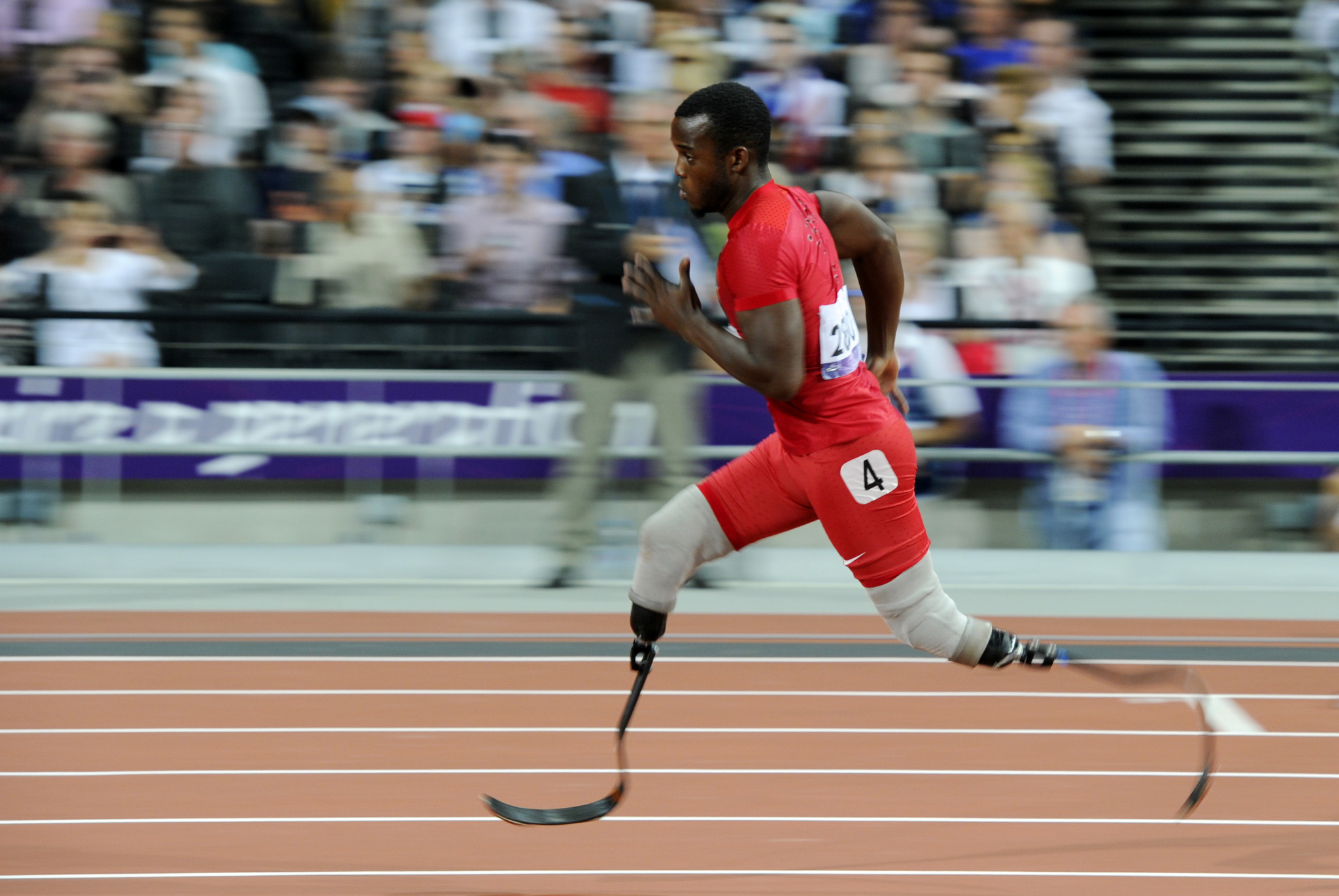 """World Athletics panel rules Leeper would gain """"competitive advantage"""" using running specific prostheses"""