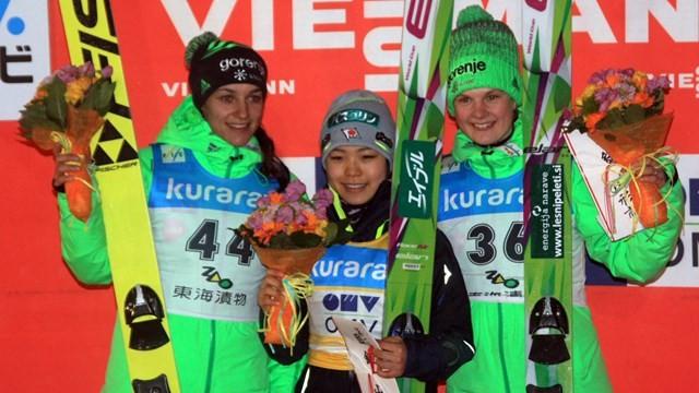 Takanashi wins again as Norway claim team victory at FIS Ski Jumping World Cup