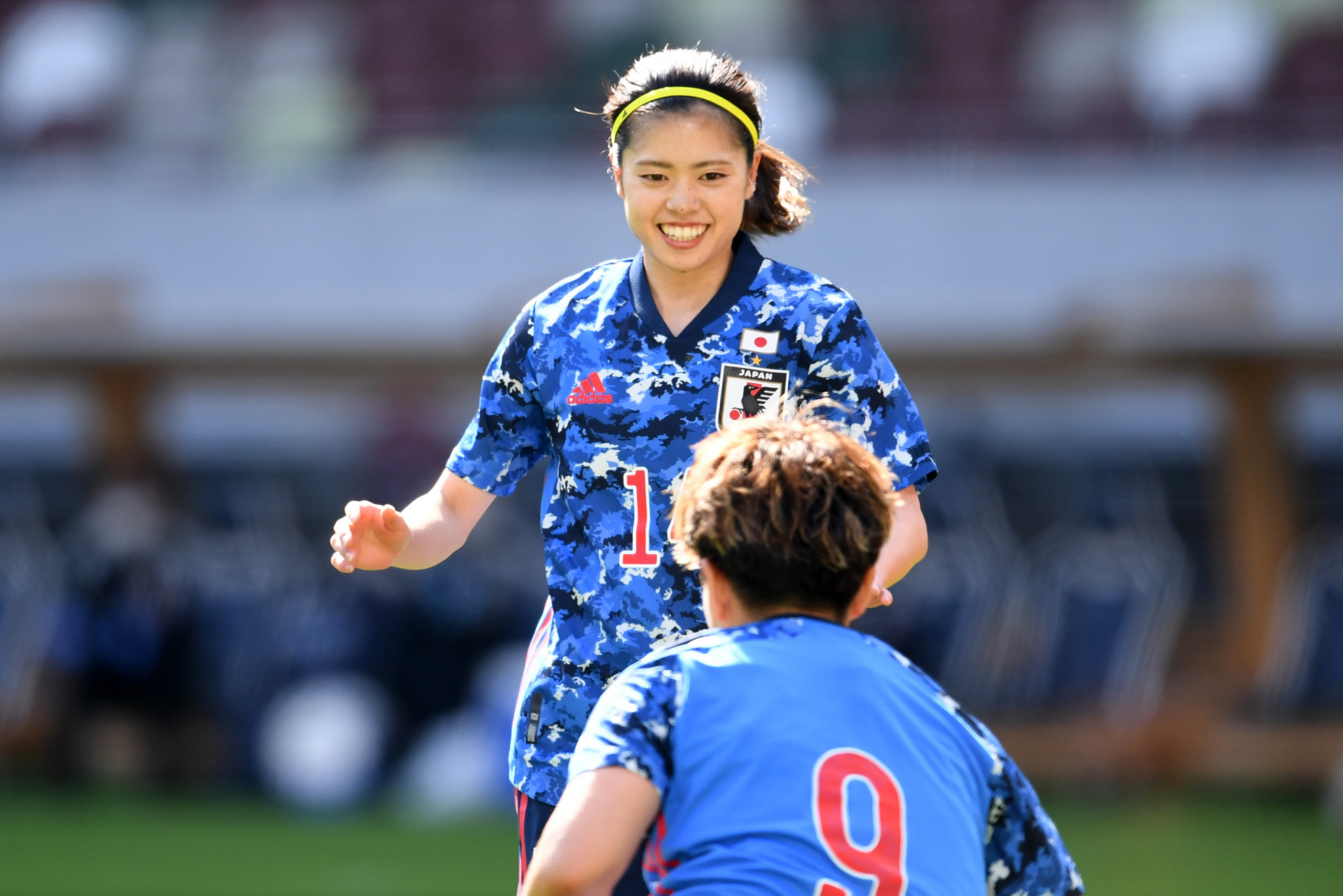 Japan are set to face Canada in the opening round of the women's Olympic football tournament ©Getty Images