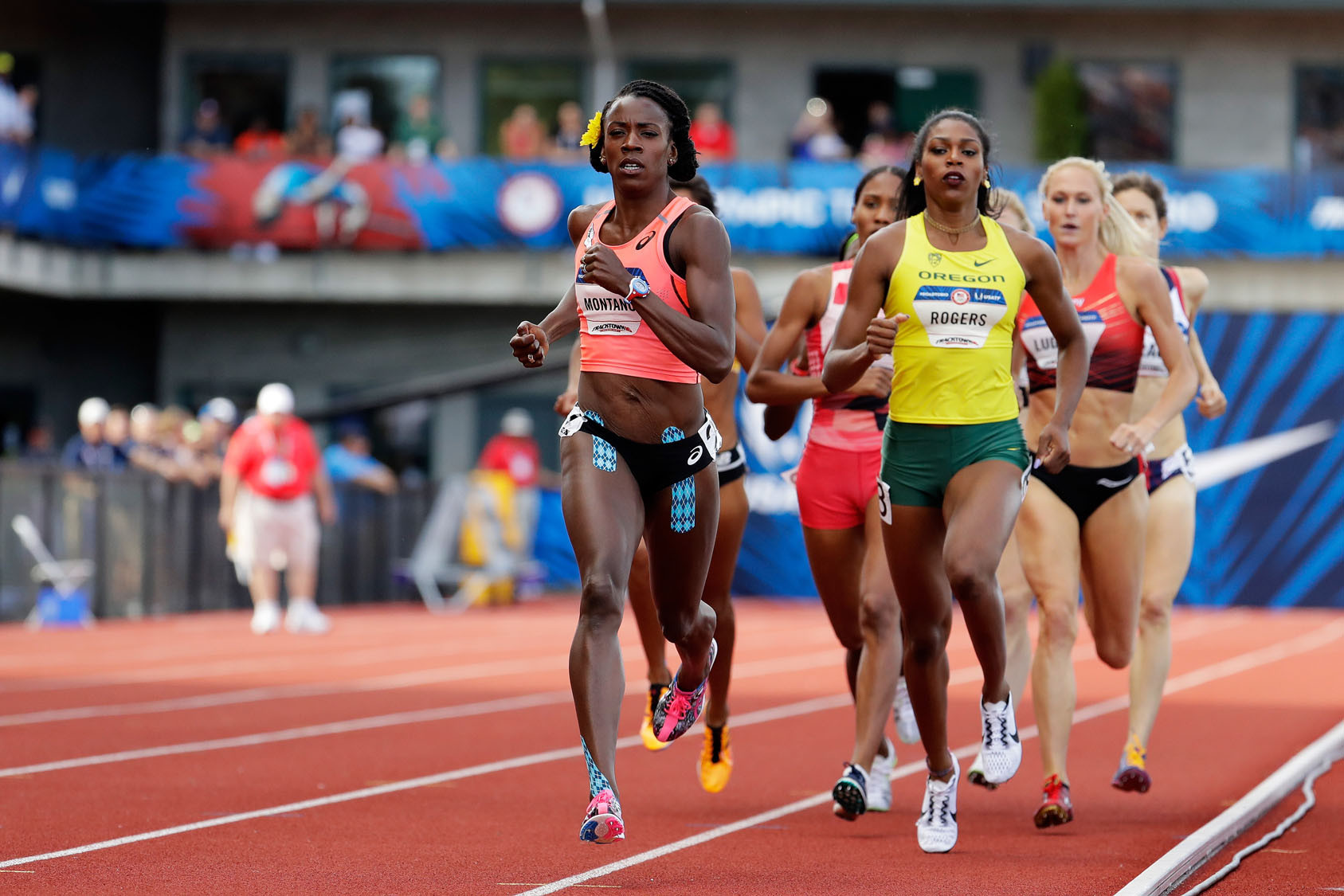 The US Olympic Trials are always among the most competitive events on the athletics calendar ©Getty Images