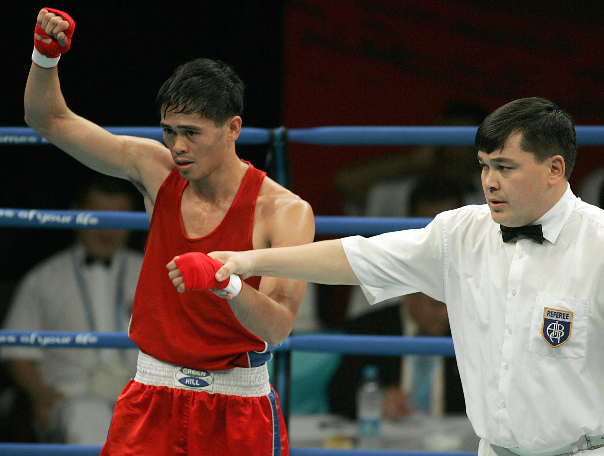 Asian Games boxing medallist Basadre dies age 37